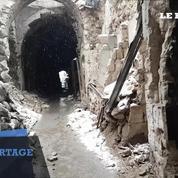 Au coeur d'Alep dévastée en exclusivité pour le Figaro
