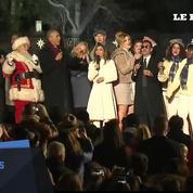 Barack Obama fête son dernier Noël à la Maison-Blanche