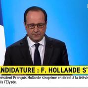 Hollande renonce à se représenter : retrouvez l'intégralité de son discours