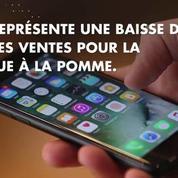 L'Iphone 7 : un désastre lors des ventes