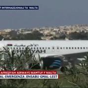 Des pirates de l'air détournent un avion libyen sur Malte