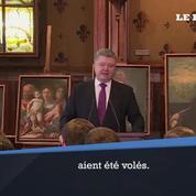Dix-sept tableaux volés retrouvent leur musée
