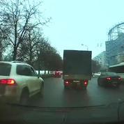 Moscou : 3 blessés dans l'explosion d'une bonbonne de gaz dans une station de métro
