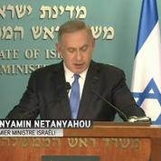 Les Etats-Unis et Israël sous tension