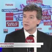 Candidature de Valls : «Ce n'est pas une surprise» pour Arnaud Montebourg
