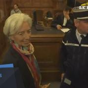 Affaire Tapie: début du procès de Christine Lagarde