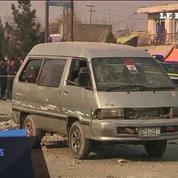 Afghanistan : une attaque à la bombe blesse un député