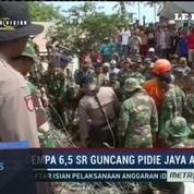 Indonésie: les secours cherchent les survivants après le séisme de magnitude 6,5