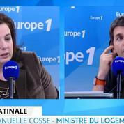Pour Emmanuelle Cosse, François Hollande