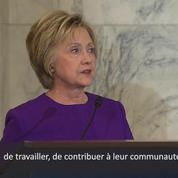 Clinton s'inquiète des «fausses informations»