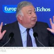 Parité : l'étrange argument de Gérard Larcher pour défendre le salaire de Penelope Fillon