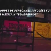 Fusillade en marge du festival BPM au Mexique