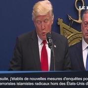 Donald trump sur les terroristes : « Nous ne les voulons pas ici »