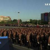 Cuba rend un hommage militaire à Fidel Castro