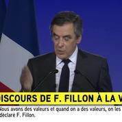 François Fillon propose le port de l'uniforme scolaire