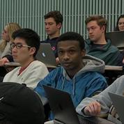 USA : L'Université de Philadelphie, un haut lieu de débat politique