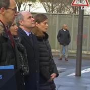 Cérémonie d'hommage en honneur aux victimes de Charlie Hebdo