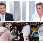Manuel Valls : Benoît Hamon n'a pas été «suffisamment clair» sur la laïcité pendant le débat