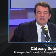 Pour la droite, la victoire de Benoît Hamon est la victoire des «frondeurs»