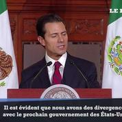 Le président mexicain affirme que son pays
