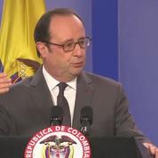 Hollande tacle Trump sur le climat