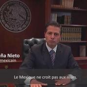 «Le Mexique ne paiera aucun mur» affirme le président Peña Nieto