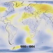 La Nasa publie un time-lapse du réchauffement climatique de la Terre de 1894 à 2016