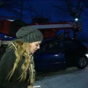 Avalanche dévastatrice en Italie