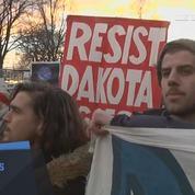 États-Unis: des opposants au pipeline Keystone XL se rassemblent un peu partout dans le pays
