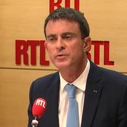 Manuel Valls : «Le programme de François Fillon est une purge»