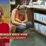 La bibliothérapie, ou quand les livres soignent nos maux