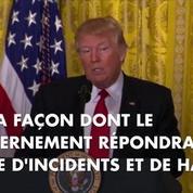 Les citations les plus mémorables de la folle conférence de presse de Donald Trump