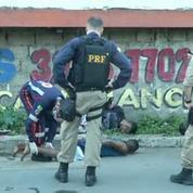 Brésil : l'armée est entrée dans la ville