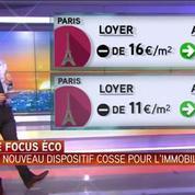 Focus éco : le nouveau dispositif Cosse pour l'immobilier