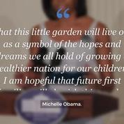 Melania Trump wants to keep Michelle Obama's Vegetable Garden