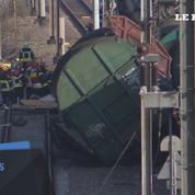 Accident de train au Luxembourg: un mort, plusieurs blessés