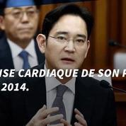 Lee Jae-yong, le patron de Samsung, inculpé pour corruption et détournement