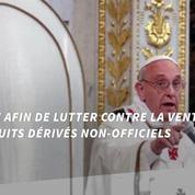 Le Vatican veut déposer l'image du Pape