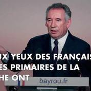 Bayrou et Macron scellent leur alliance