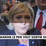 Marine Le Pen veut sortir de la PAC