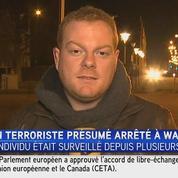 Nord: un homme soupçonné de préparer un attentat à Lille interpellé