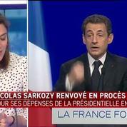 Bygmalion: Nicolas Sarkozy renvoyé en procès