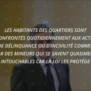 François Fillon veut fixer la majorité pénale à 16 ans