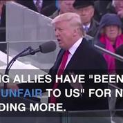 Pentagon boss gives NATO spending ultimatum