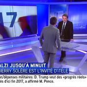 Le porte-parole de François Fillon dément tout recul sur la hausse de la TVA