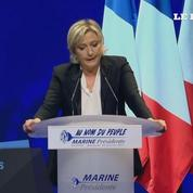 Marine Le Pen charge les magistrats qui