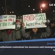 À New York, les manifestations anti Trump continuent