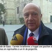 Juppé exclut l'idée d'être un recours en cas de retrait de Fillon