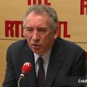 Bayrou: «J'ai proposé à Emmanuel Macron une alliance inédite dans la vie politique française»