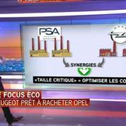 Focus Eco : Peugeot prêt à racheter Opel